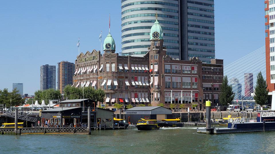 Tatanaio - Hotel New York Rotterdam