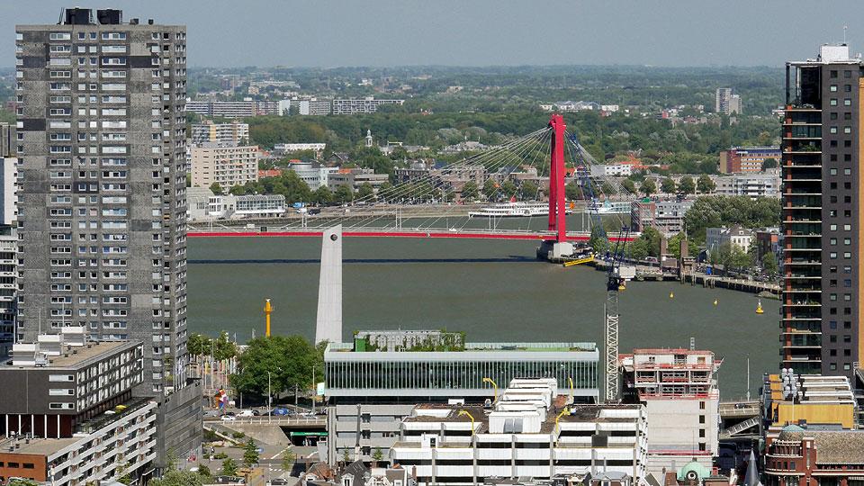Tatanaio - Willemsbrug Rotterdam